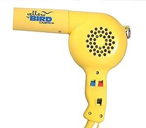 Conair Yb075w Hair Dryer 1875w Yellow Bird