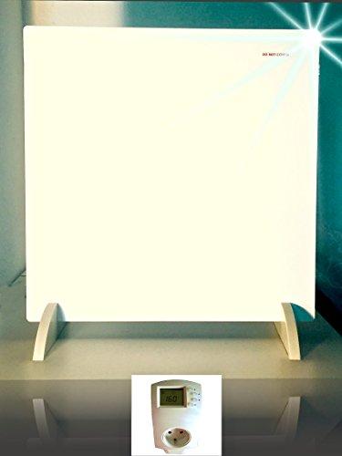 Keramik-Infrarotheizung-mit-Thermostat-Standfe-Wandmontage-425-Watt-220v50Hz-60-x-60-cm-Infrarotheizung-zum-bemalen-2-Jahre-Garantie-100000Std-Lebensdauer-Sicherheitsklasse-IP-X4