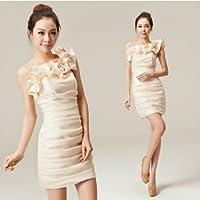 ドレス フォーマル ウェディングドレス yhz308-lf05