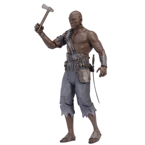 Pirates Of The Caribbean Basic Figure Wave #2 Gunner