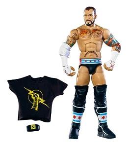 WWE Collector Elite Cm Punk Figure - Series 11