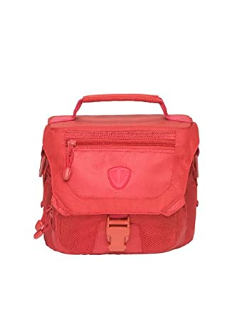 Tenba 637-264 Medium Shoulder Bag for Camera - Red