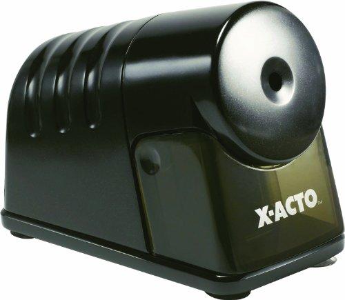 X-Acto Powerhouse Electric Sharpener, Black (1799)