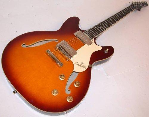 buy cheap hagstrom viking iip ultralux electric guitar vintage sunburst on sale guitars. Black Bedroom Furniture Sets. Home Design Ideas