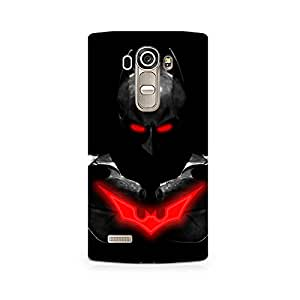 Ebby Red Eyed Batman Premium Printed Case For LG G4