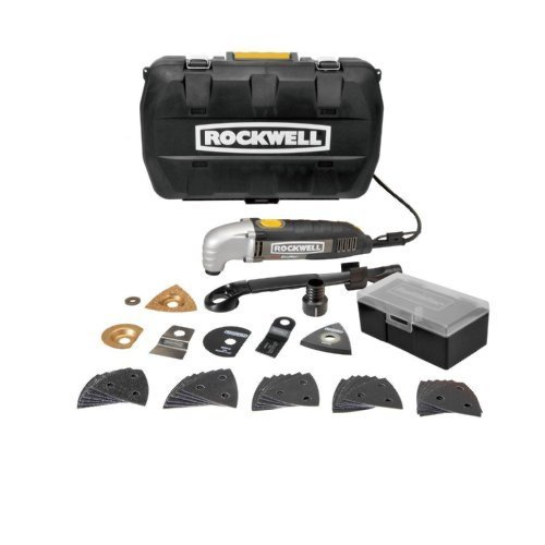 Rockwell RK5106K Sonicrafter 39 Piece Variable Speed Professional Kit
