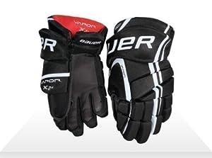 Bauer Erwachsene Handschuhe Vapor 2.0 - Senior, Navy, 15, 1038978