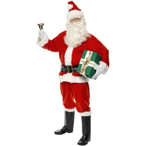 Santa Costume - Large - Chest Size 42-44
