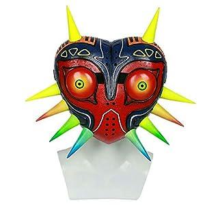 ゼルダの伝説 ムジュラの仮面 マスク 仮装 衣装 小道具 非売品 映画グッズ 映画関連 レプリカ フリーサイズ