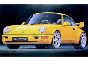 Fujimi 1/24 Porsche 911 Carerra 3.8 RSR