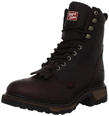 Tony Lama Boots Men's Waterproof Pitstop TW2006 Work Boot