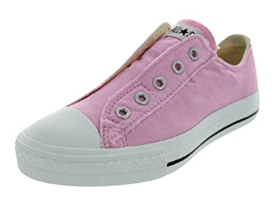 Converse All Star Low Top Slip On Shoes Girls 2