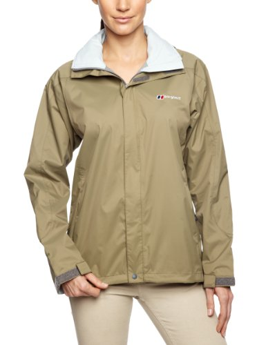 Berghaus Calisto Light Women's Jacket - Green/Silver, 12