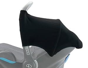 Maxi-Cosi 96880006 - Parasol infantil para coche, color negro de Dorel en BebeHogar.com
