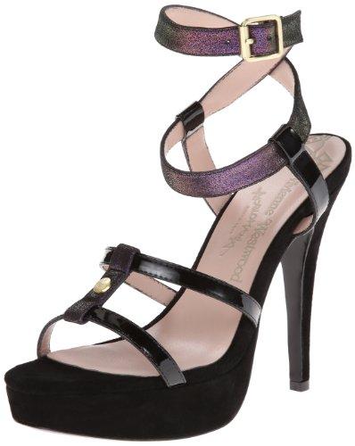 VIVIENNE WESTWOOD  Mariam  Dress Pump 密斯真皮高跟凉鞋 $103.89(约¥700)
