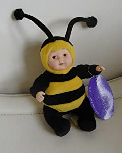 Anne Geddes Bean Filled Collection 6 Baby Bee by Anne Geddes