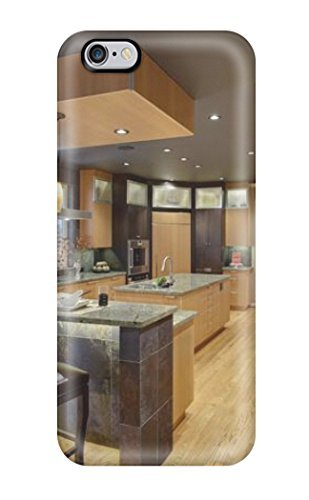 excellent-design-contemporary-kitchen-with-black-ceiling-and-slate-tiles-phone-case-for-iphone-6-plu