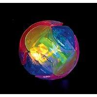 "2"" Flashing Rainbow Ball, Case Of 144"