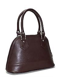 Utsukushii Women's Handbag(Coffee Brown) (BG509E)