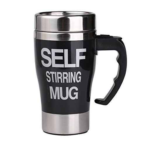 andux-auto-stirring-electric-coffee-mug-stainless-steel-electric-coffee-cup-black