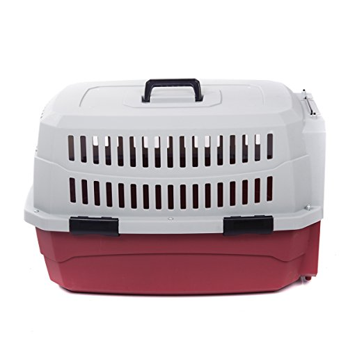 how to prepare a dog crate for air travel