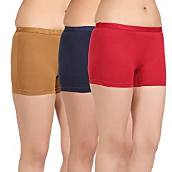 Care in 8150 Pack Of 3 Beach Shorts