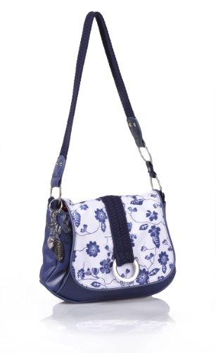 Okiedog Luxe Delft Genie Diaper Bag - 1