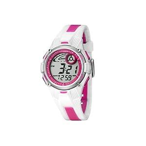 Calypso 5558/2 - Reloj para niñas de cuarzo, correa de goma color varios colores