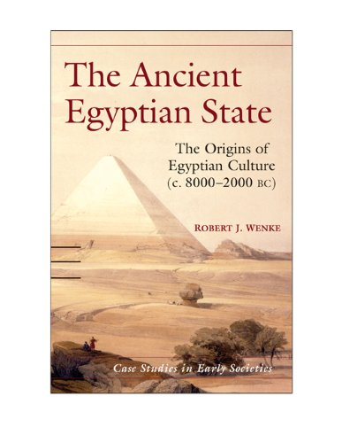 The Ancient Egyptian State: The Origins of Egyptian...