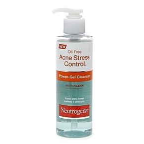 Neutrogena acne stress control cleanser