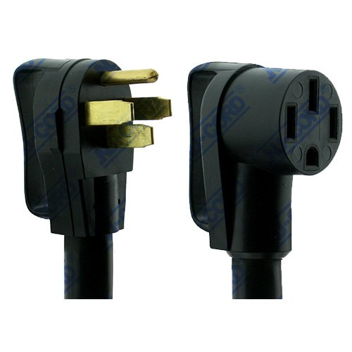 Rv Power Cord 25 Foot 50 Amp Extension Cord With Pull