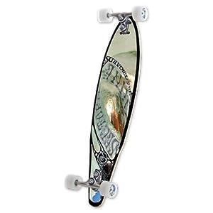 Sector 9 SAND WEDGE Professional Complete Longboard Skateboard - Sidewinder Series
