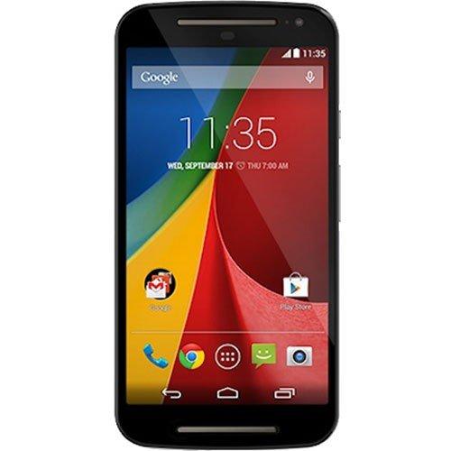 Motorola Moto G 5-Inch (2Nd Gen) Dual Sim 8Gb - Black (Xt1068, Sim Free/Unlocked) Unlocked Factory