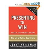 img - for Presenting to Win byWeissman book / textbook / text book