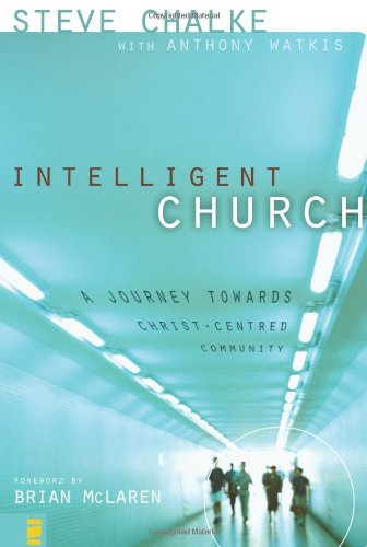 Intelligent Church A Journey Towards Christ-Centred Community310248876 : image