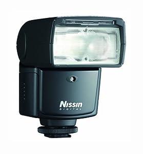 Nissin Di466 Speedlight for Nikon Digital SLR Cameras, Guide number 109