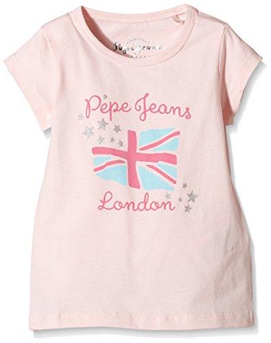 Pepe Jeans Hedona Kids-T-shirt  Bimbo 0-24    rosa 24 mesi