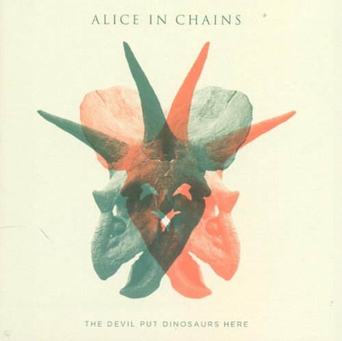 The Devil Put Dinosaurs Here by Alice in Chains (2013-08-03)