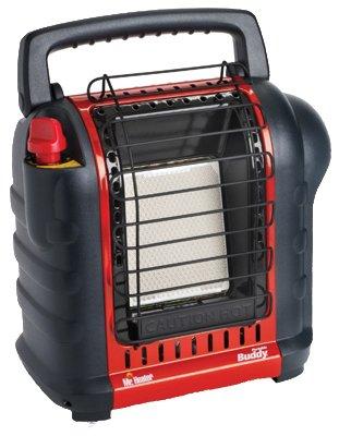 Mr Heater F232000 Buddy Portable 9,000-Btu Propane Heater