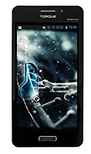 Torque Smart 5 inch Android 1.3 Quad Core Processor Mobile Phone in Black Colour