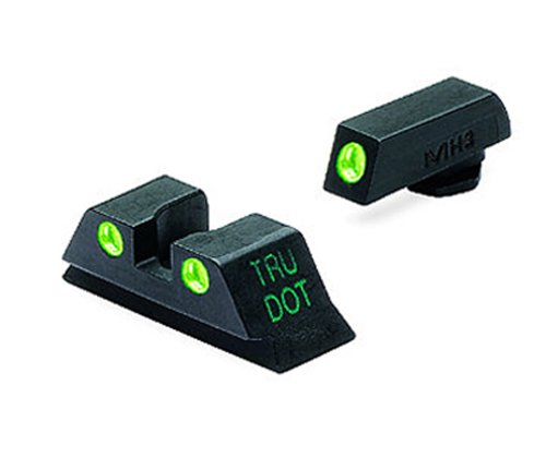 Details for Meprolight Glock Tru-Dot Night Sight for 9mm by Meprolight