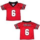 NCAA Western Kentucky Hilltoppers Youth Short Sleeve Jersey Shirt