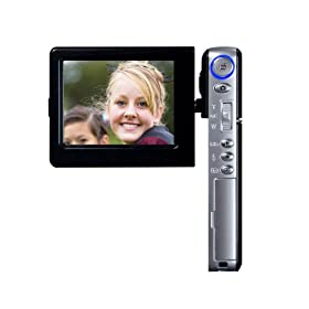 HP V5040ua 1080p Digital Camcorder (Black)