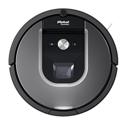 iRobot-Roomba-960-Staubsaug-Roboter-systematische-Navigation-App-silber