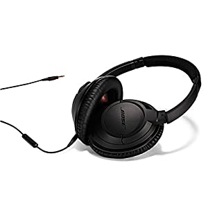 Bose ® SoundTrue Around-Ear Headphones - Black