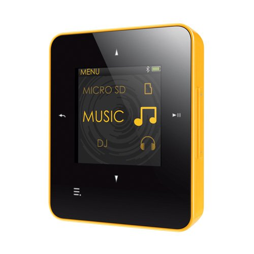 Creative ZEN Style M300 MP3 Player 8GB (Yellow)