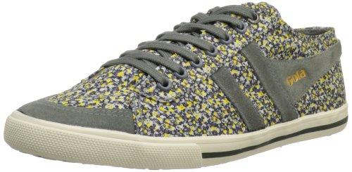 Gola Women's Quota Pepper CLA673 Fashion Sneaker,Umber,8 M US