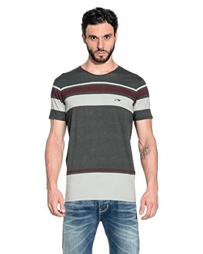 Armani Jeans T-Shirt Manica Corta A6H05-Mr 9W [Multicolore]
