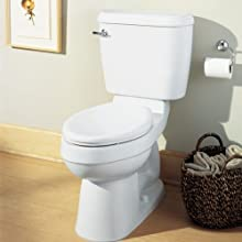 American Standard Champion Elongated Seatless Toilet Bowl