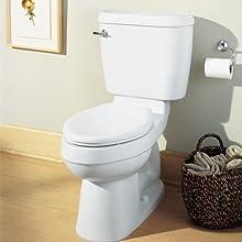 American Standard Champion Elongated Seatless Toilet Bowl